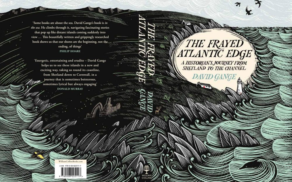 Frayed Atlantic Edge book cover
