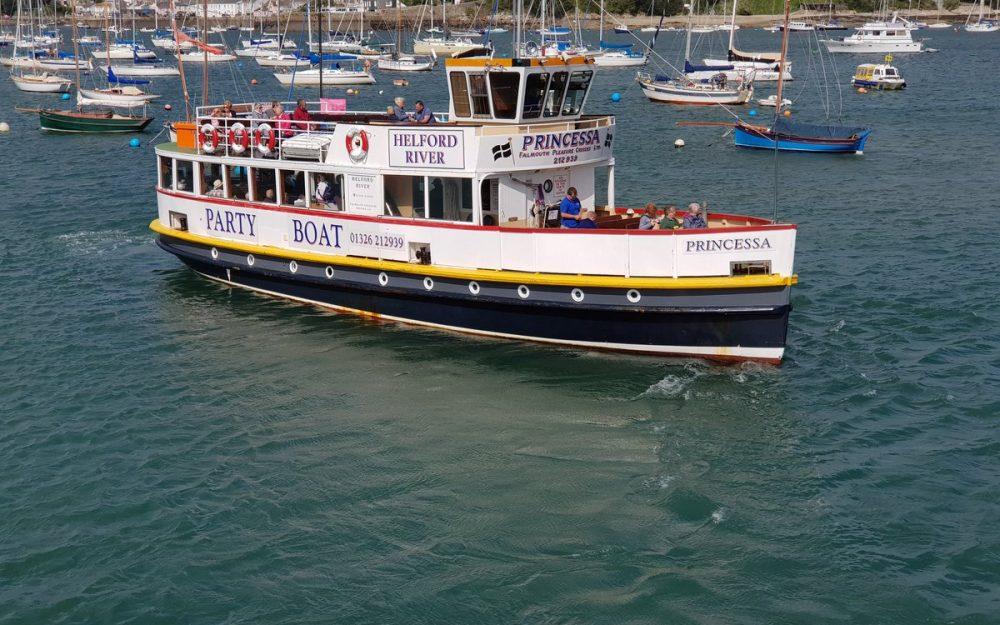 Leann Jenkins Falmouth River Cruise