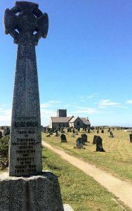 War memorial at Tintagel church
